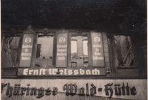 Throwback Weissbach / Geschäfte der Weissbach Gmbh, damals Ernst Weissbach und Sohn Gmbh, und wie sie damals aussahen.