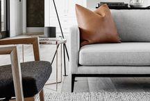 Wool floor rugs