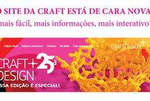 Site Novo / O site da Craft Design esta com cara nova.
