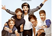 One Direction / by Coverlandia
