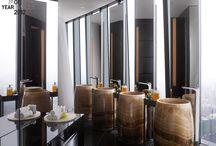 Hospitality Bathrooms / by Brooke Traeger-Tumsaroch