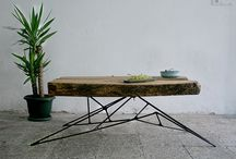 Studio 4/A - Table designs / Designs by Burak Ayazogu