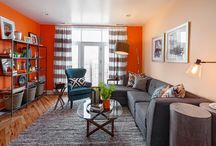 Living Rooms / by Amy Ulrich