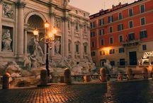 Steder jeg skal se - Roma