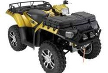 Polaris ATV / Makes and models