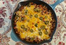 Recipes - One Pot Dishes and Casseroles