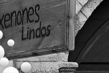 Ξενοδοχειακή-Xenones Lindos