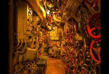 submarin denizaltı