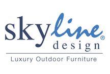 Skyline Design / SKYLINE DESIGN - это всемирно известный бренд мебели IN/OUTDOOR,простой и современный дизайн, комфорт, практичность и высокое качество делают мебель идеально подходящей для сада, зоны у бассейна или террасы.