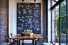 Vintage Industrial Decor: Home Office / The best home office decor inspirations for your industrial home interior design | Be inspired www.vintageindustrialstyle.com #interiordesignideas #modernhomedecor #industrialdecor