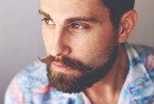 men & amazing beards<3 / by Lissey Lee