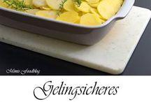 Rezept Kartoffeln