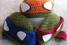 Crochet hats / by Kiley Freeman