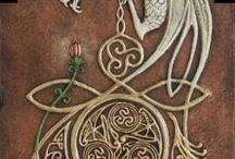 Celtic, Viking and Mystic Treats / ...all things Celtic motifs ornament, Celtic culture, and other mystical elements...