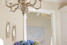 Beautiful Lighting / Lighting ideas from Allison Smith Interior Design  Greenville South Carolina