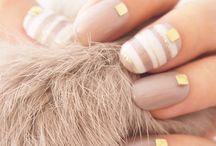 beige nail