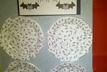 Halloween bats / by Constance Watts