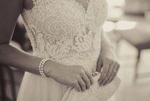 Wedding Dresses / by Carman Polsinelli