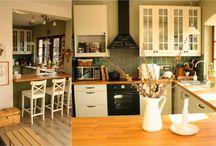 Kuchyň zimní sídlo