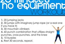 Workout tips & inspiration