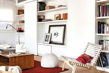 interiors // cabinetry and shelving / by Tish