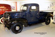trucks vintage