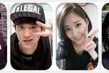 Chanyeol Family