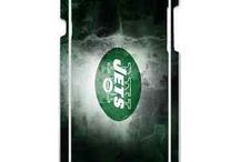 HOT CUSTOM I PHONE CASE Merchandise NFL NEW YORK JETS Hard Back Fitted Cover