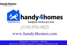 Handyman Digital Media / Media that can interest the most hardened of DIY'er. Catering to Arlington, Belmont, Lexington and Winchester MA to provide home improvement, remodeling and repair help.