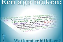 App ontwikkeling / Interessante pins over app ontwikkeling