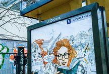 Mit der Kamera in Leipzig unterwegs / Besuch der Stadt während der Buchmesse 2016. Mehr Informationen auf http://ein-zweiter-blick.de