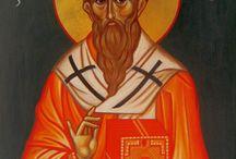Byzantine Icons - Βυζαντινή Εικονογραφία