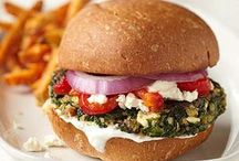FOOD-HEALTHY MEATLESS RECIPES / by TAMBRA FRANK