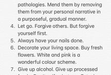 20 rules for my 20s
