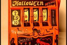 slot machines\