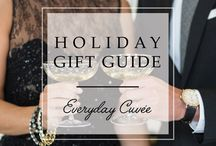 Holiday Gift Guides / Gift ideas for everyone on your list and in every budget