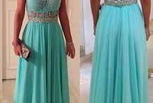 vestido gala largo
