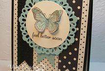 Butterfly Basics Stamp Set & Thinlits