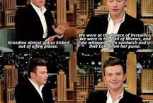 Chris Colfer✊