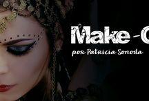 Make Off por Patrícia Sonoda / Saiba mais>> http://aerithtribalfusion.blogspot.com.br/2015/02/make-off-por-patricia-sonoda.html