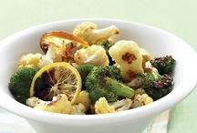 Quick vegetable recipes (GF)