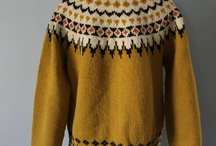 Inspiration: Pullovers / Pullovers, sweaters, jumpers, that inspire future hand knits