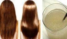cheveux secs