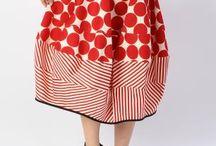 PICTURESのバルーンスカート