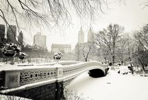 winter in NYC <3
