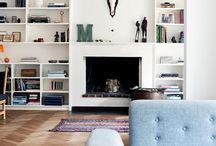 future home | floor / Herringbone wooden floor