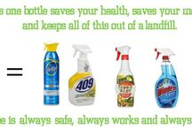 Green Organic Cleaning Products / Green or Organic Cleaning Products and Processes