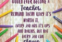 Lærertavle