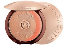 Cosmetic for face- bronzer