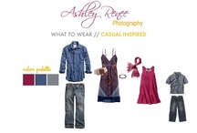 What to Wear / by Lisa Pflaum Saunders